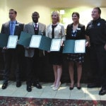 Hotel employees honored for saving boy's life