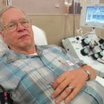 Xenia resident makes 600th blood donation