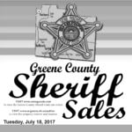 Sheriff Sales: July 18, 2017