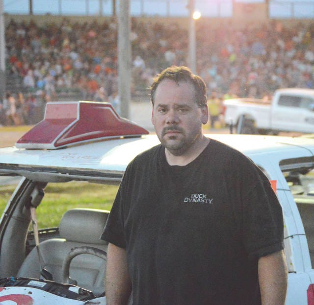 Wilson Cadillac: Crushed Caddy Delivers Thrills At Greene County Fair Demolition Derby