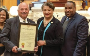 CSU honored by lawmakers