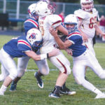 Three area teams in playoff chase