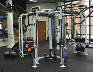 Fitness center expands exercise options