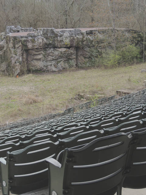 The park will be redeveloped due to safety reasons, according to Greene County Parks and Trails.
