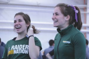 Meet Wright State cross country twins