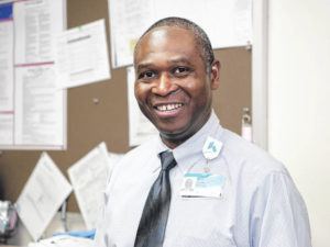 Smith new facilities director for GC hospitals