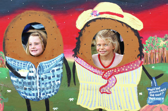 File photos The 40th Annual Spring Valley Potato Festival will feature family-friendly activities and of course, potatoes.