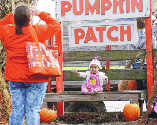 File photos All are invited to take part in family-fun pumpkin activities at Young's Jersey Dairy's Fall Farm Pumpkin Festival 11 a.m. to 6 p.m. Saturday, Oct. 7 and Sunday, Oct. 8.