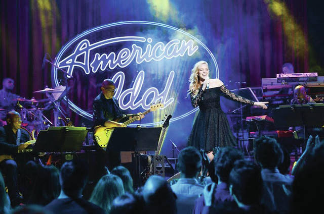 Submitted photo American Idol season 14 contestant Alexis Gomez will perform at Shawnee Park during Xenia's Hometown Christmas Saturday, Nov. 25