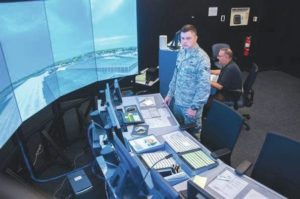 Airfield operations keeps things moving