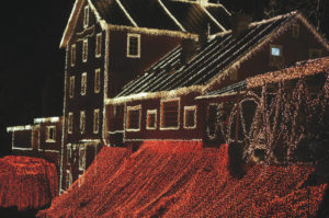 Clifton Mill to illuminate season