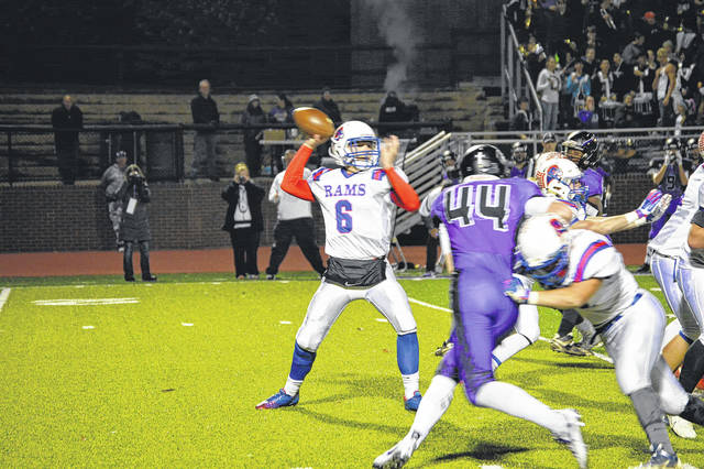 Eagles Passes Fly Over Greeneview Xenia Gazette