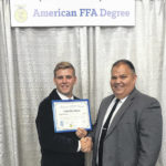 GCCC student receives FFA award