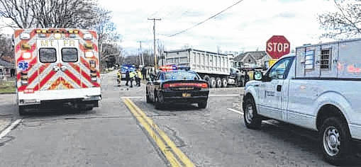 Submitted photo A man and his dog were killed at Clifton Road and State Route 72 Nov. 22.