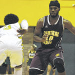Marauders unable to keep pace with Pioneers