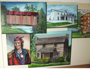 History lives on in Greene County mural