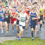 Youth movement at state XC meet