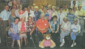 WHS Class of 1951 celebrates 66th reunion