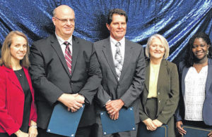 Cedarville faculty recognized for excellence