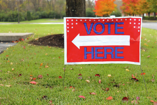 Anna Bolton | Greene County News At the end of the day, Beavercreek residents voted to accept the substitute emergency levy for Beavercreek City Schools, according to unofficial final election results.