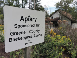 Parks offers beekeeping classes