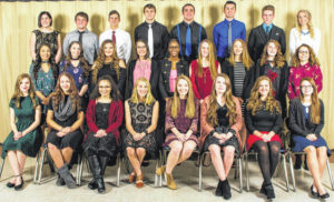 Xenia inducts new NHS members