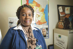 Nursing professor completes fellowship