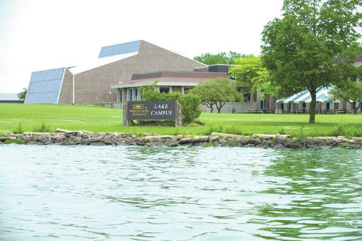Submitted photo Lake Campus offers 11 bachelor's degree programs, including ones in engineering, business, nursing, education, agriculture and food science, an MBA program and a police academy.