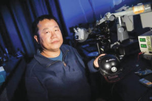 WSU researchers help develop semiconductor