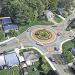 City exploring roundabout for intersection