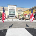 The Greene Optimist Club expands Avenue of Flags