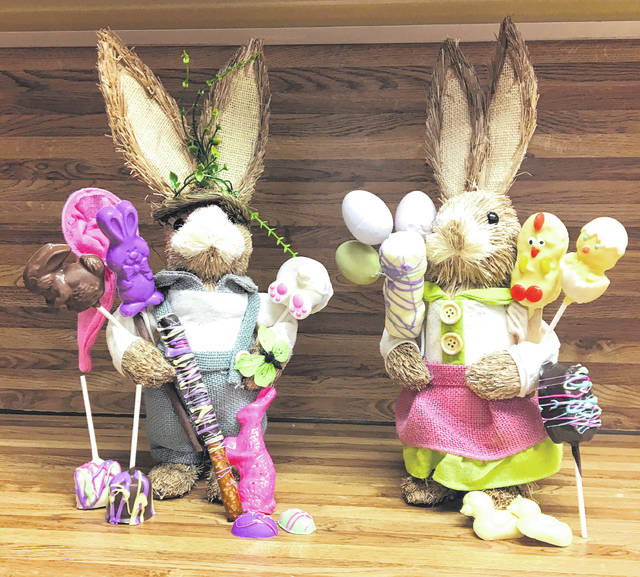 Submitted photo Trinity Community is hosting an Easter Candy-Cookie Walk March 24.