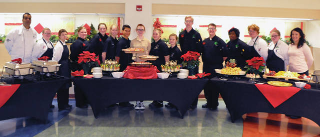 Submitted photo Greene County Career Center's award-winning culinary arts program will cater the all-county chamber chat March 22.