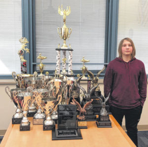 Jamestown youth racing to success on dirt