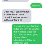 Statehouse candidate releases opponent's text message