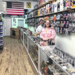 Vintage toy shop thriving downtown