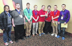 Xenia resident helps DeMolay win competition