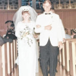 Wagers' celebrate 50th wedding anniversary