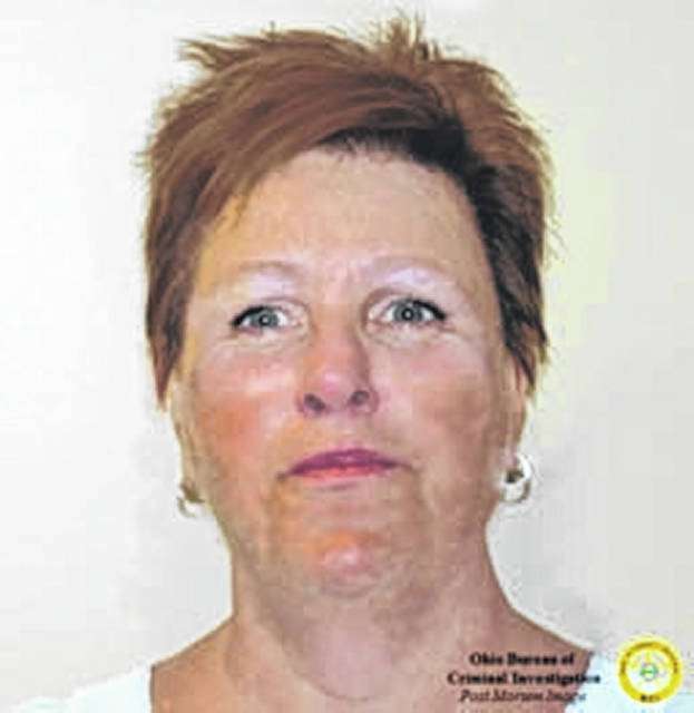Submitted photo A forensic artist likeness of the Jane Doe in Franklin County.