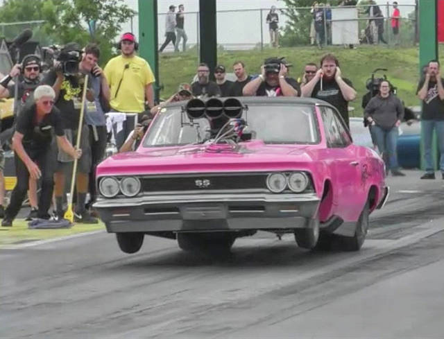 Street Outlaw stars racing at Kil-Kare - Xenia Gazette