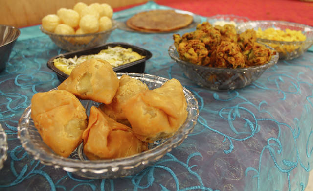 Anna Bolton | Greene County News Festival-goers will have the opportunity to try all sorts of authentic Indian cuisine at Grand Mela this weekend.