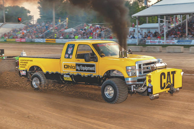 Xenia native Carl Atley turned his truck-pulling season around with a weekend sweep in July at the North Iowa Nationals in Rockwell, Iowa.