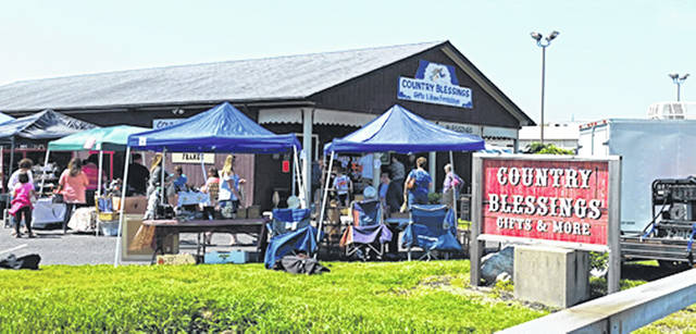 Submitted photo Greene County area vendors and artists will sell their wears during the Country Blessings Old-Fashioned Gathering Sept. 15.