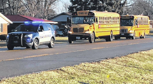 Threat forces several schools to close - Xenia Gazette